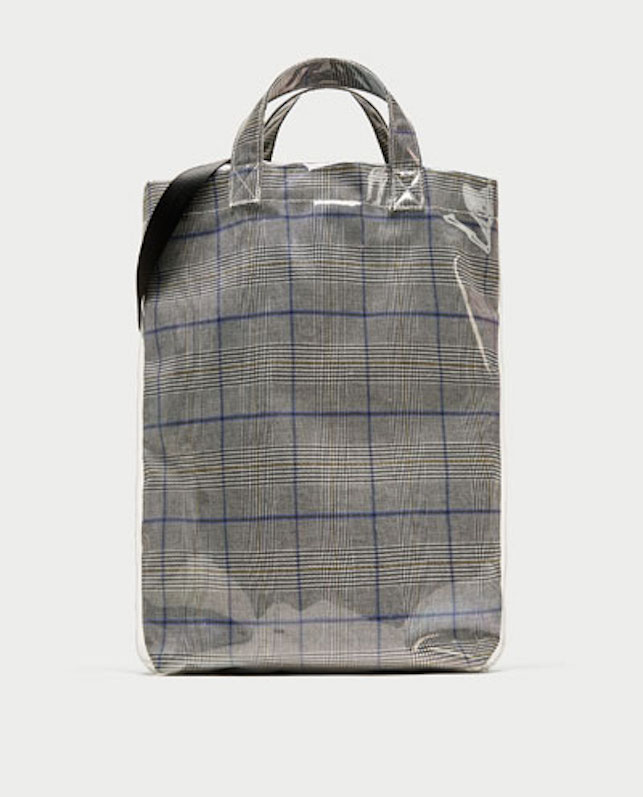 shopper tweed